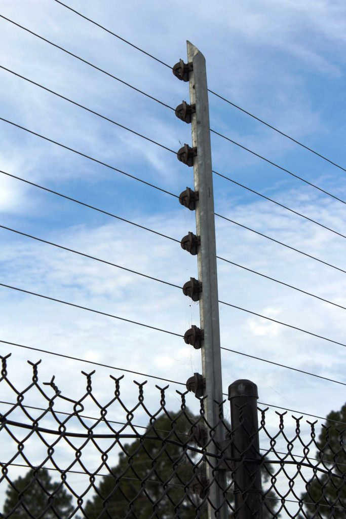 High Security Electric Fencing