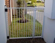 Aluminium Access Gate 1000high