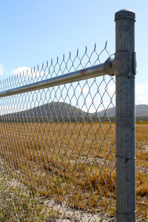 Coolum Eco Industrial Park Fencing