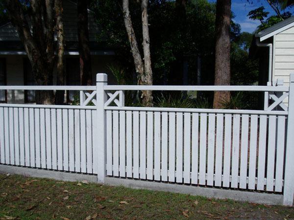 Timber Fences