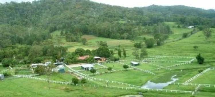 Different Rural Fences