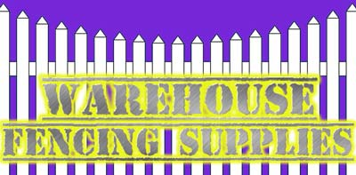 Warehouse Fencing Supplies