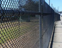 Loganlea Train Station Fencing