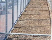 Woodridge Train Station Fencing