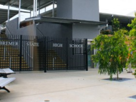 Bremer State School Fence