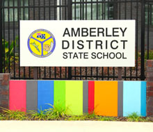 Amberley District State School Fence