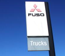 Fuso Truck Centre Fencing
