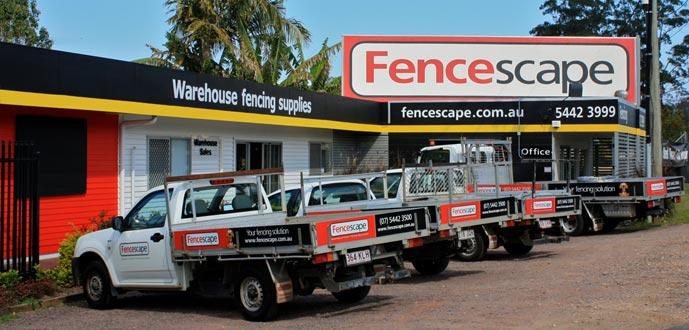 Fencescape Fencing