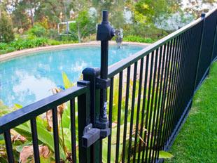 Legal pool fence