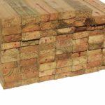 Pine Timber Rail
