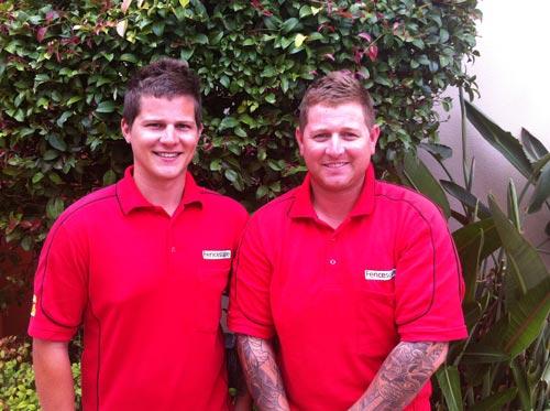 Liam & Bodie Smith Gold Coast North