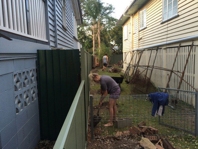 Colorbond Caboolture - After