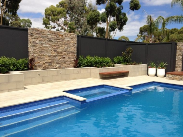 Terrawall Modular Pool Fence